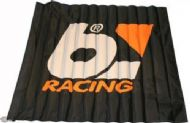 BloKart b Racing Flag